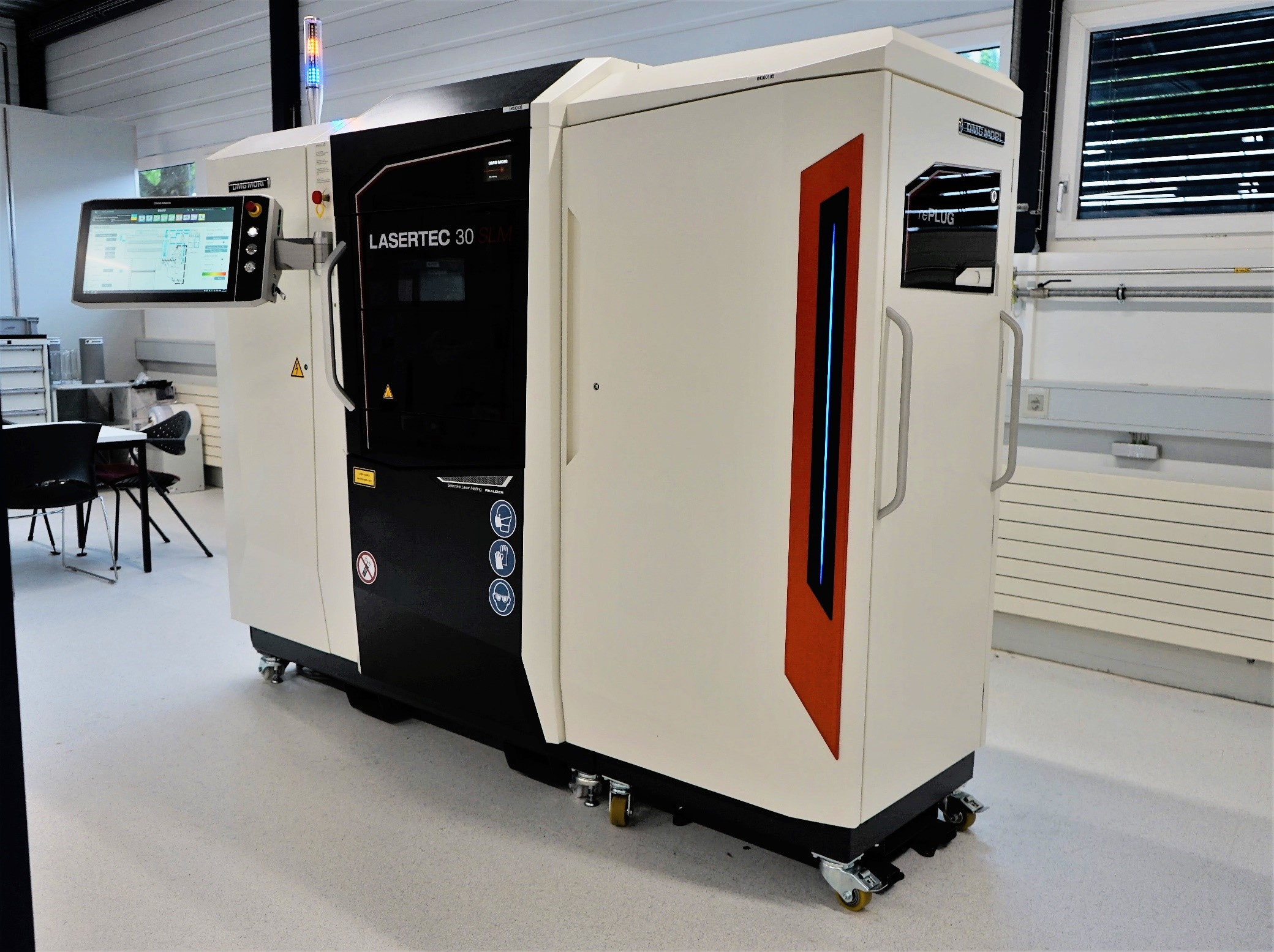 New machine, new possibilities – Welcome to the LASERTEC 30 SLM 2nd Gen by DMG MORI